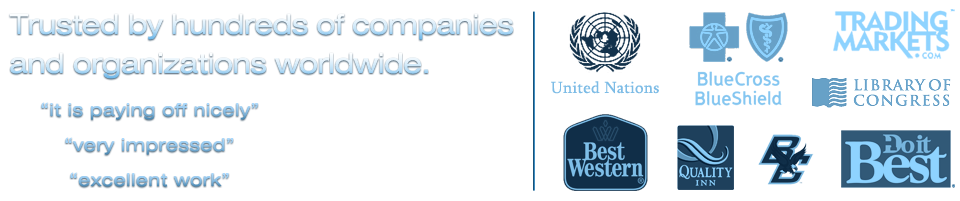 Trusted By Hundreds of Companies and Organizations