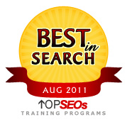 Best In Search August 2011