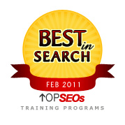 Best In Search February 2011
