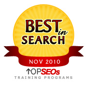 Best In Search November 2010