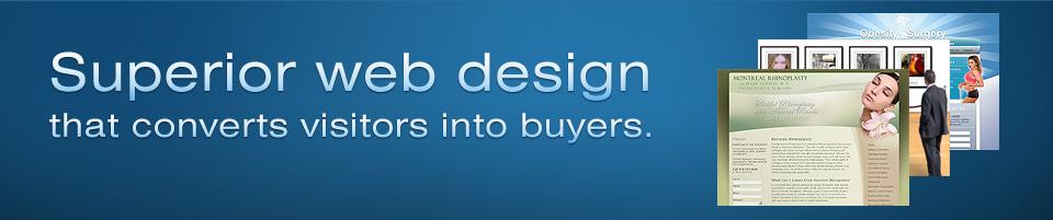 Superior SEO Web Design